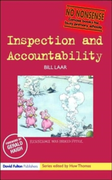 Inspection and Accountability, Paperback / softback Book