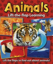 Lift-the-flap Learning : Animals, Board book Book