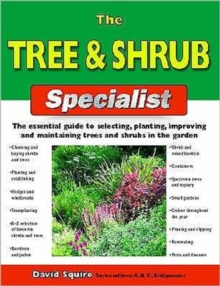 The Tree and Shrub Specialist, Paperback Book