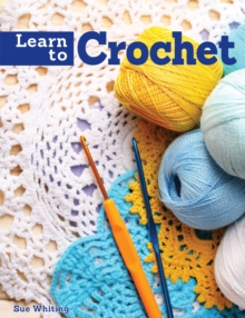 Learn to Crochet, Paperback Book