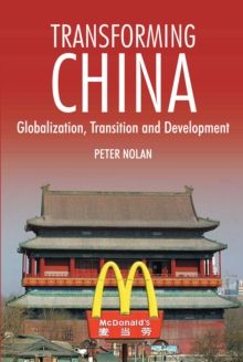 Transforming China : Globalization, Transition and Development, Paperback Book