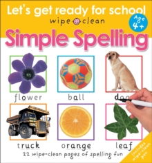Simple Spelling, Spiral bound Book