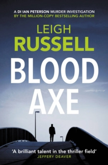 Blood Axe, Paperback Book