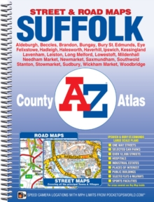 Suffolk County Atlas, Spiral bound Book