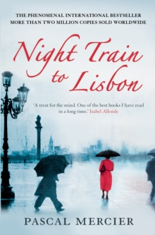 Night Train to Lisbon, Paperback Book