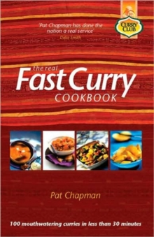 The Real Fast Curry Cookbook, Paperback Book