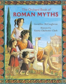 The Orchard Book of Roman Myths, Paperback Book