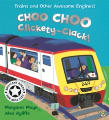 Awesome Engines: Choo Choo Clickety-Clack!, Paperback Book
