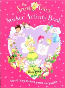 The Secret Fairy: Sticker Activity Book, Paperback Book