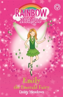 Rainbow Magic: Emily the Emerald Fairy : The Jewel Fairies Book 3, Paperback Book