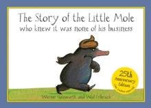 The Story of the Little Mole, Novelty book Book