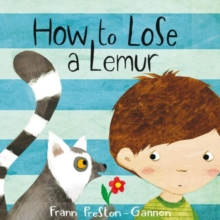 How to Lose a Lemur, Board book Book