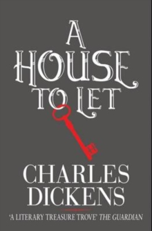 A House to Let, Paperback Book
