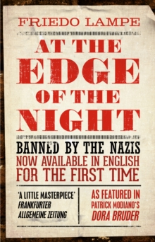 At the Edge of the Night, Paperback / softback Book