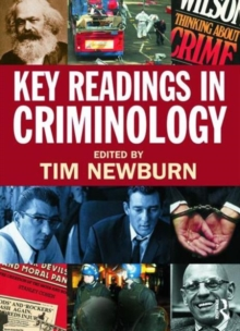 Key Readings in Criminology, Paperback / softback Book