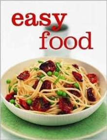 Easy Food, Paperback Book