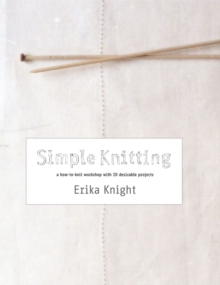 Simple Knitting, Paperback Book