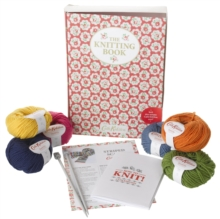 The Knitting Tin Book, Mixed media product Book