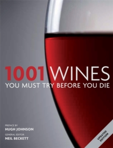 1001 Wines You Must Try Before You Die, Paperback Book