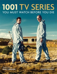 1001 TV Series : You Must Watch Before You Die, Paperback Book