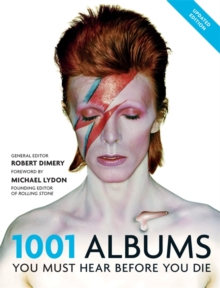 1001 Albums You Must Hear Before You Die, Paperback Book