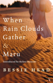 When Rain Clouds Gather And Maru, Paperback Book