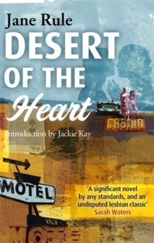 Desert of the Heart, Paperback Book
