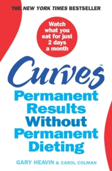 Curves : Permanent Results without Permanent Dieting, Paperback Book