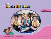 Jolly Music Big Book - Level 1 : in Precursive Letters, Spiral bound Book