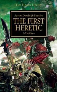 The First Heretic, Paperback Book