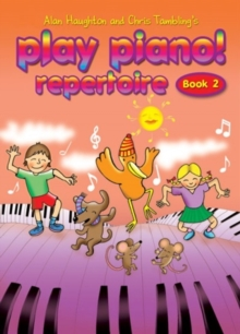 PLAY PIANO REPERTOIRE BOOK 2, Paperback Book
