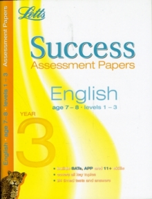 English Age 7-8 : Assessment Papers, Paperback Book