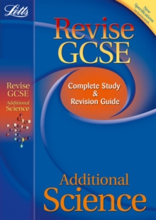 Additional Science : Study Guide, Paperback Book
