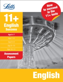 English Age 6-7 : Assessment Papers, Paperback Book