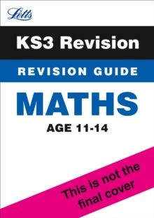 KS3 Maths Revision Guide, Paperback Book