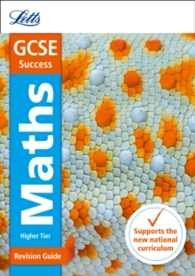 GCSE Maths Higher Revision Guide, Paperback Book