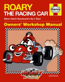 Roary the Racing Car Manual, Hardback Book