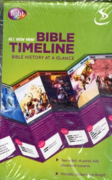 Mini Bible Timeline, Multiple copy pack Book