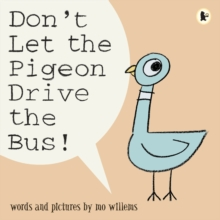Don't Let the Pigeon Drive the Bus!, Paperback Book