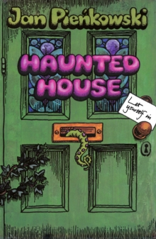 Haunted House, Hardback Book
