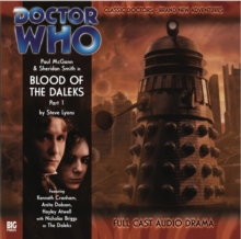 Blood of the Daleks, CD-Audio Book