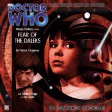 Fear of the Daleks, CD-Audio Book