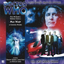 Max Warp, CD-Audio Book