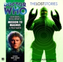 Mission to Magnus, CD-Audio Book