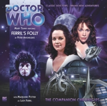 Ferril's Folly, CD-Audio Book