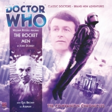 The Rocket Men, CD-Audio Book