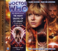 The Many Deaths of Jo Grant, CD-Audio Book