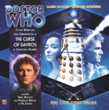 The Curse of Davros, CD-Audio Book