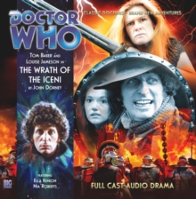 The Wrath of the Iceni, CD-Audio Book