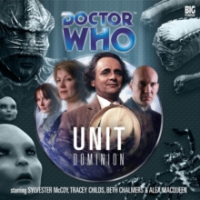 UNIT: Dominion, CD-Audio Book